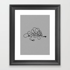 Everyone's Elf Framed Art Print