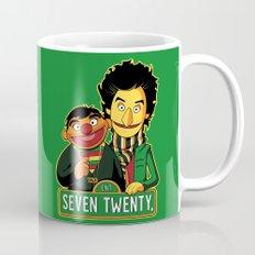E is for Entertainment Coffee Mug
