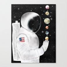 Star Boy Canvas Print