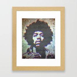 JIMI0304 Framed Art Print