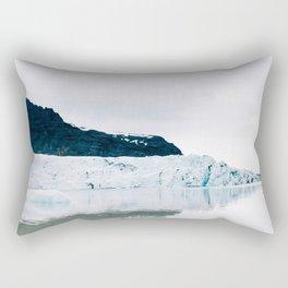 Iceberg Ahead Rectangular Pillow