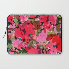 Wild Rose Garden Laptop Sleeve