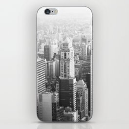 The Top of the World iPhone Skin