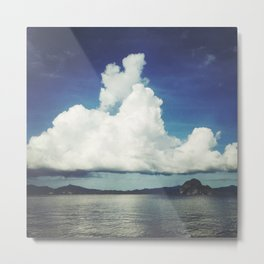 A mighty cloud Metal Print