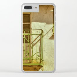 Balcony Clear iPhone Case