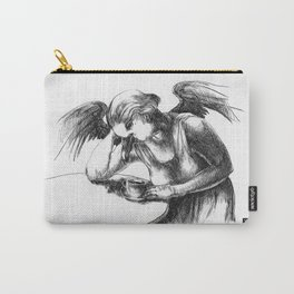 Absence of Dream Carry-All Pouch