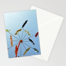 Pretty Birds Life-sized Mobile Stationery Cards