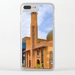 Al Tujjar Mosque Clear iPhone Case