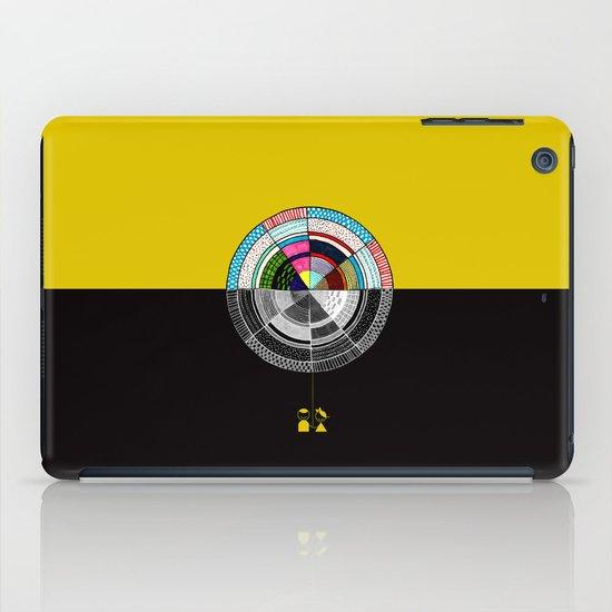 Contrast  iPad Case