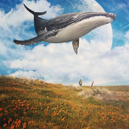 Art Print - Field Of The Giant - Seamless