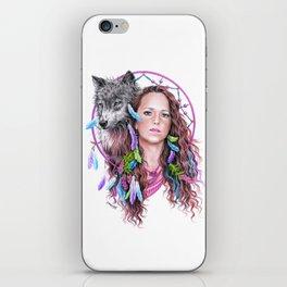 Heather iPhone Skin