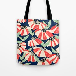 Botany pattern Tote Bag