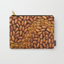 Pecan Swirl Carry-All Pouch