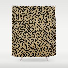 Goldie Leo Shower Curtain