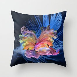 Just Fantasy Throw Pillow