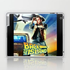 Back to the Island (part duex) Laptop & iPad Skin