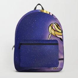 Brightness/ Golden Hair/ Girl Backpack