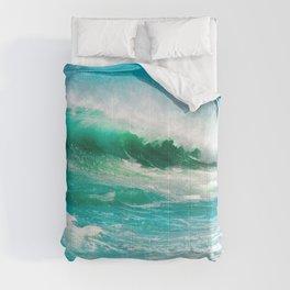 Ocean Wave Rip Curl Comforters