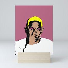Kendrick Mini Art Print