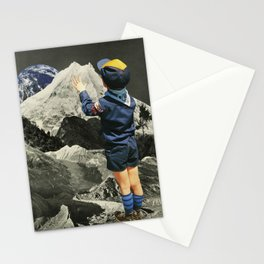 Hide and Peek Stationery Cards