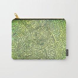 Maze Unicorn Carry-All Pouch