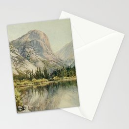 Palmer, Harold Sutton (1854-1933) - California 1914 - Mirror Lake, Yosemite Stationery Cards