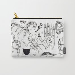 Witchcraft Flash Sheet Carry-All Pouch