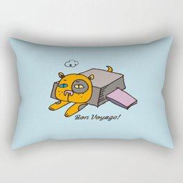 Bon Voyage~! Rectangular Pillow