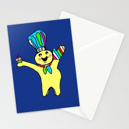 Muffin Man Stationery Cards