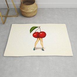 Cherry Girl Rug