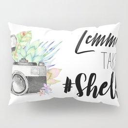 Lemme Take a #Shelfie Pillow Sham
