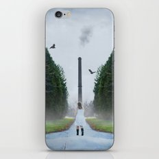 Tree Line Future iPhone & iPod Skin