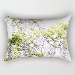 Wiisteria Rectangular Pillow