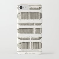 boats iPhone & iPod Cases featuring Boats by Le petit Archiviste