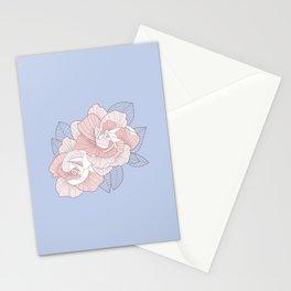 GARDENIA - Serenity Stationery Cards