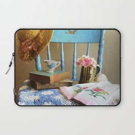 Make Yourself At Home Laptop Sleeve