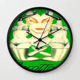Exotique Wall Clock