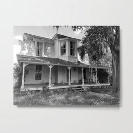 Georgia Home Metal Print