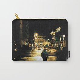 Warm Nights in Lisbon Carry-All Pouch