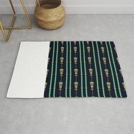 St.Patrick's day look Rug