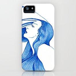 Profile2 iPhone Case