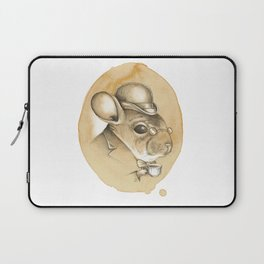Gentleman Chinchilla Laptop Sleeve