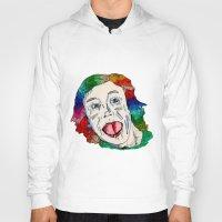 clown Hoodies featuring CLOWN by Masonjohnson
