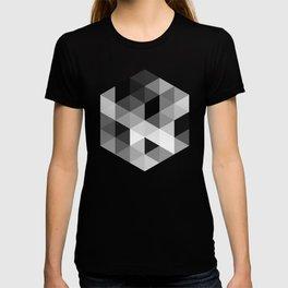 Geo Hex 02. T-shirt