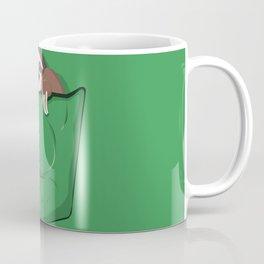 Sloth in a pocket Coffee Mug