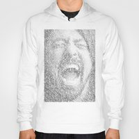dave grohl Hoodies featuring Dave Grohl. Best Of You by Robotic Ewe