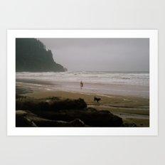 Oregon Coast: I // Oregon Art Print