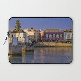 Tavira old town panoramic Laptop Sleeve