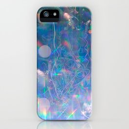 Magic Island iPhone Case