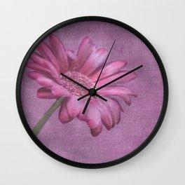 Awakening - Artistic Expressions by KJ DeWaal Wall Clock